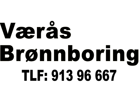 Værås Brønnboring AS